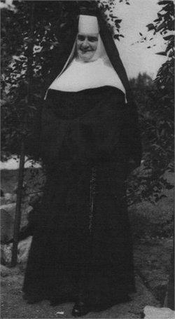 Sr Ceclia Anastasia Anastasia Charlton