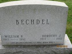 Mrs Dorothy J. Bechdel