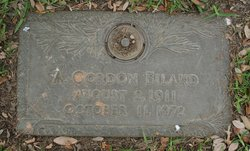 Albert Gordon Eiland
