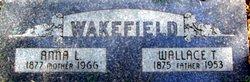 Anna L Wakefield