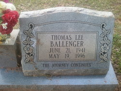 Thomas Lee Ballenger