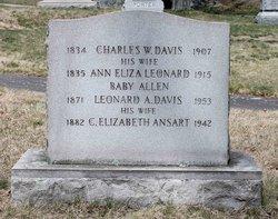 C Elizabeth <i>Ausart</i> Davis