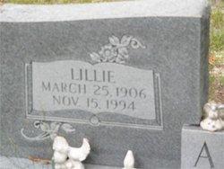 Lillie Mahaley <i>Lundy</i> Aman
