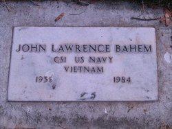 John Lawrence Bahem