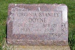 Virginia Jean <i>Stanley</i> Doyne