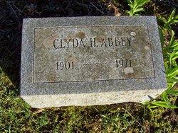 Clyda May <i>Hathorn</i> Abbey