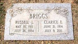 Clarice Evelyn <i>Fowler</i> Briggs