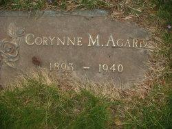 Corynne M. Agard