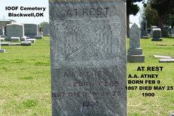 A America <i>Sharp</i> Athey