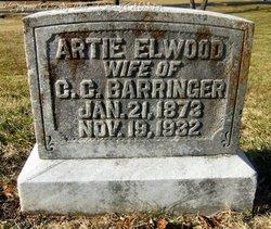 Artie <i>Elwood</i> Barringer