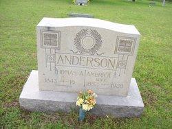 America A Anderson