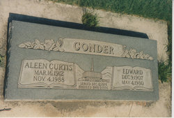 Aleen <i>Curtis</i> Conder