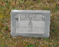 Frederick W Angell