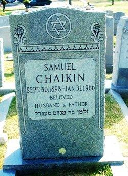 Samuel Chaikin