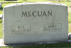William Augustus McCuan