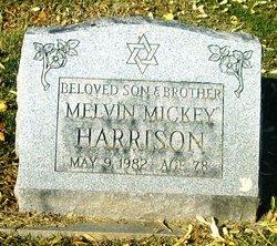 Melvin Mickey Harrison
