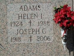 Helen I Adams