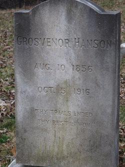 Grosvenor Hanson