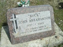 John Buck Abrahamson