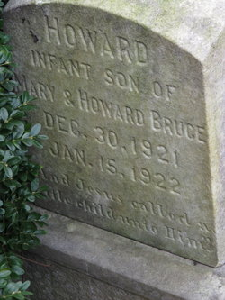 Howard Bruce