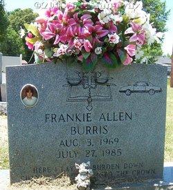 Franklie Allen Burris
