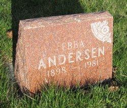 Ebba Andersen
