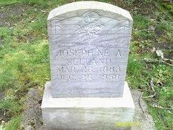 Josephine Amelia <i>Smith-Meyer</i> Selland