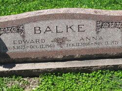 Edward Balke