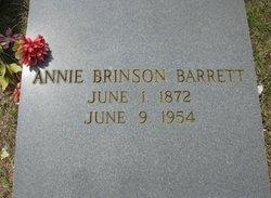 Annie Green <i>Brinson</i> Barrett