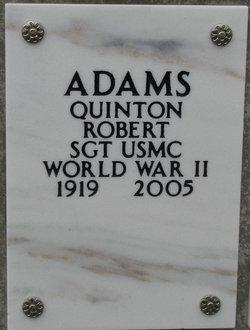 Quinton Robert Adams