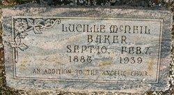 Lucille Kelso <i>McNeil</i> Baker