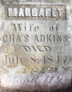 Margaret <i>Luke</i> Adkins