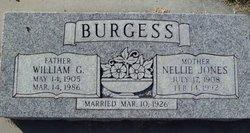 Nellie Dorothy <i>Jones</i> Burgess