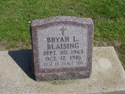 Bryan L Blaising