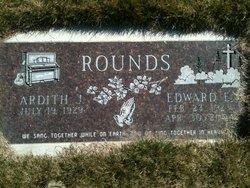 Ardith J <i>Frazier</i> Rounds