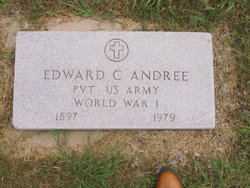 Pvt Edward C. Andree