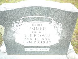 Emmer <i>Coby</i> Brown