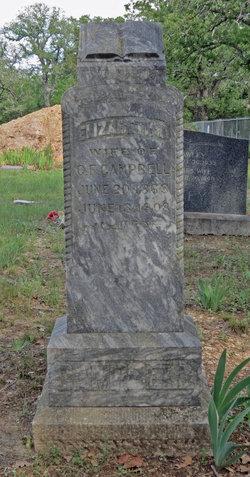 Elizabeth Jane Litley <i>Roberts</i> Campbell