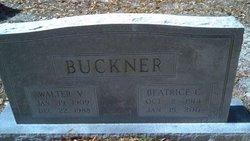 Beatrice Bea <i>Chaplin</i> Buckner