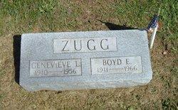 Boyd E. Zugg