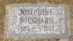 Mrs Josephine <i>Bouley</i> Bouchard