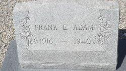 Frank E. Adami