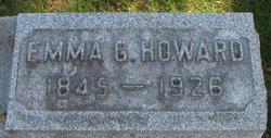 Emma <i>Graves</i> Howard