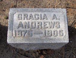 Gracia A. <i>Bailey</i> Andrews