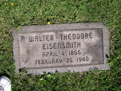 Walter Theodore Eisensmith
