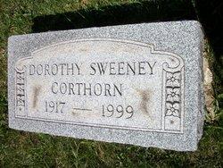 Dorothy <i>Sweeney</i> Corthorn