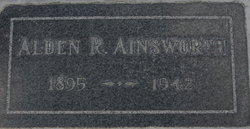 Alden Roy Ainsworth