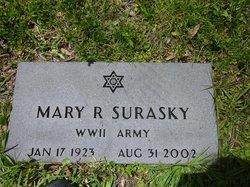 Mary Rose <i>Greenberg</i> Surasky
