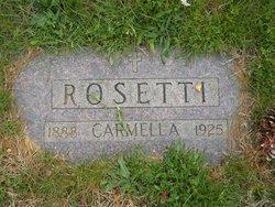 Carmela <i>Piro</i> Rosetti