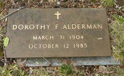 Dorothy Darling <i>Fiske</i> Alderman